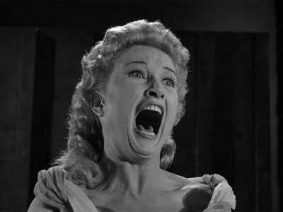 Carol Ohmart in The House on Haunted Hill (1959)